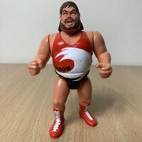 TYPHOON WWF Hasbro Wrestling Figures Series 3 (1992) Natural Disasters WWE