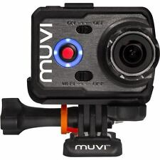 Veho MUVI K2 Action Camera Camcorder Sports Bundle 2 X Batteries K-series Video