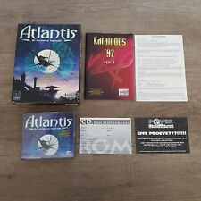 Atlantis, Cryo, PC CD-ROM, Big Box
