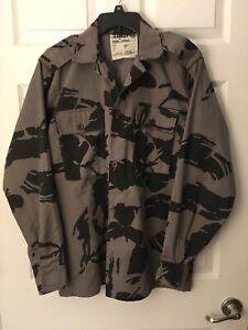 Rare South African purple camo jacket