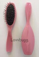 CORRECT! Pink Hair Brush for American Girl Doll Accessory GOTTA LOVV LOVVBUGG!