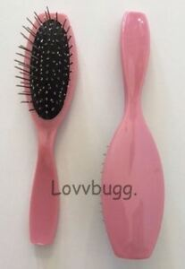 CORRECT Pink Hair Brush for American Girl Doll Accessory LOVV LOVVBUGG 🐞