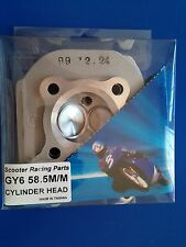 GY6 125/150cc RACING CYLINDER HEAD 63.0M/M SRP