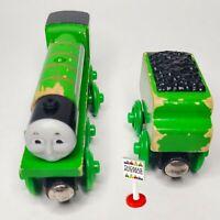 Thomas & Friends Wooden Train Henry & Henry's Tender 2003 Gullane