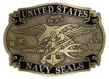 United States Navy Seals Belt Bucklet