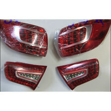 LED Rear Tail Light Lamp Assembly 4p For 11-13 KIA Sportage R