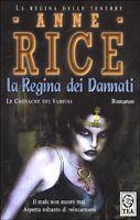 La regina dei dannati. Le cronache dei vampiri, ANNE RICE, TEA LIBRI FANTASY