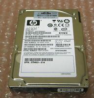 "HP 2.5"" SAS 10K 72GB SFF Single Port Hot-Plug Hard Drive HDD 431954-002 No Caddy"