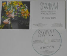 Swimm - Belly (3:21) - 2015 Promo CD Single