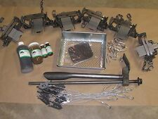 FOX Trapping Package 6 Bridger #2 dogless offset Fox Coyote Raccoon new sale
