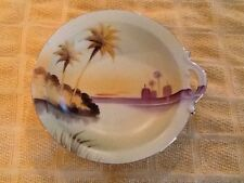 Meito China handpainted made in Japan small dish