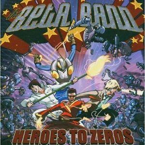 The Beta Band : Heroes to Zeros, CD, like new, ex Aussie music store stock,