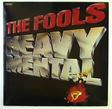 """12"""" LP - The Fools - Heavy Mental - C1775 - washed & cleaned"""