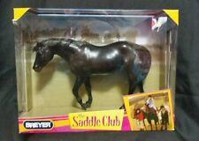 Breyer Horse Saddle Club Black Belle 1311 Indian Pony Mold NIB 2008.   ac