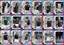 Aston Villa 1977 Football League Cup final winners football trading cards