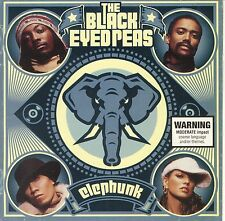 The Black Eyed Peas Elephunk CD Fergie Hands Up Let's Get Retarded