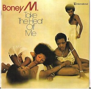 Boney M - Take The Heat Off Me CD (Collector's Edition)