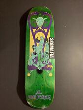 8.75in x 32in Partanen Parts Guest Creature Skateboard Deck