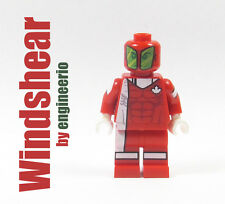 LEGO Custom Windshear Alpha Flight Super heroes mini figure marvel X-men Canada