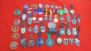Orden Regimentsabzeichen Frankreich Belgien France Drago Paris Abzeichen Legion