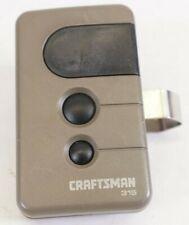Craftsman 139.53753 (3-Button) Garage Door Gate Opener Remote