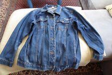 Jeansjacke Größe 44  dunkelblau neuwertig
