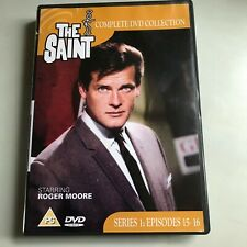 The Saint - Series 1: Episodes 15 & 16   DVD