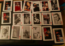 George Jones Playing cards The Living Legend Poker Rare Possum Fan Club Country