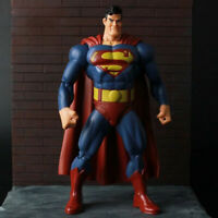 7'' DC Comic Book BIG guy  Hero Superman Action Figure PVC Collection Toy