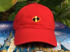 "Disney Pixar ""The Incredibles"" Mr Incredible Mens Cap Hat One Size Fits Most NWT"