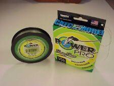 Power Pro Braided Spectra Line 20 lb x 500 yd Moss Green    (We ship worldwide!)