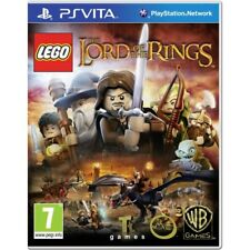 Lego Lord of The Rings Game for PS Vita (sony PlayStation Vita)