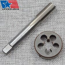 High Quality M14 X 1.25mm HSS Metric Tap and Die Set Right Hand Thread USA