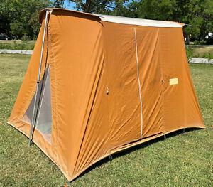Coleman Classic 10x8 Springbar Canvas Tent
