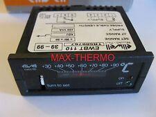 electronic controller ELIWELL type EWBT 110  model TR500767 220VOLT  +30.....+90