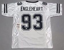 "KEVIN NASH OFFICER ENGLEHART ""THE LONGEST-YARD"" Signed Jersey ( JSA COA )"