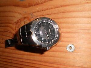 Seiko Arctura Men's Kinetic Watch