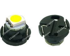 Vw golf MK4 T5 led mise à niveau arrière intérieur reading léger neo wedge ampoules x 2 * neuf