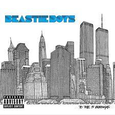 THE BEASTIE BOYS - TO THE 5 BOROUGHS (2LP)  2 VINYL LP NEUF
