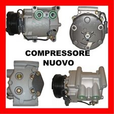 COMPRESSORE NUOVO ARIA CONDIZIONATA FORD FUSION 1.6 DAL 2002 KW74 CV100 CC1596