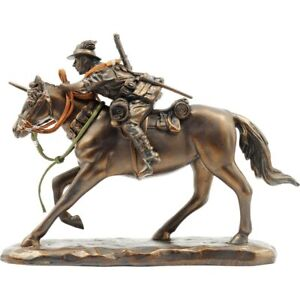 The Charge at Beersheba Light Horse Miniature Figurine