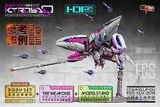 1/72 SCALE QMS-400 KYROSA-Q Qubeley Gundam model kit Robot plastic FREE GIFT