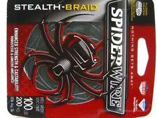 Spiderwire 1374605 Green Stealth Braid Superline 100 Lb 200 Yds Fishing Line