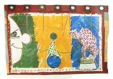 Rolf genou cirque circus poster Art Imprimé Image 70x100cm-LIVRAISON GRATUITE