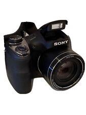 Sony DSC-H300 20,1 Mpx Fotocamera Compatta - Nera