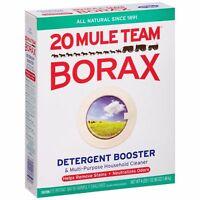 20 Mule Team Borax Detergent Booster - 65oz