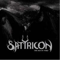 "SATYRICON ""THE AGE OF NERO"" CD NEW!"