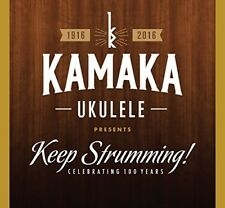 Various Artists - Kamaka Ukulele Presents Keep Strumming / Var [New CD]