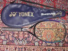 "Yonex Super RQ 500 Long.Midplus Tennis  Racquet  4 3/8"" Grip Excellent"