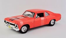 1970 Chevrolet Nova SS Coupe 1:18 Model Car Maisto Special Edition, New